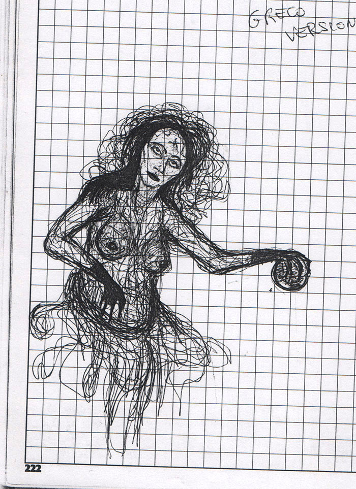 Nera Klean - drawing